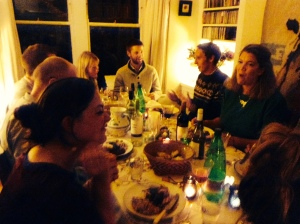 Group at 2 Nov supper club large