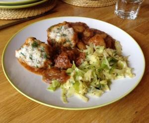 Hungarian goulash with bread dumplings 3 24 Nov 13