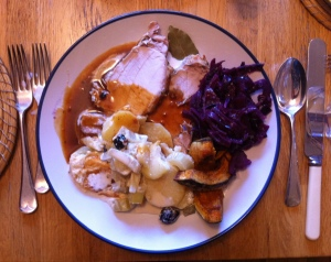 Roast pork 10 Nov 13
