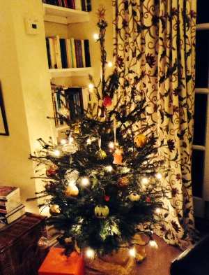 Christmas tree 5 Dec 2013