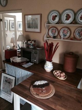Waitrose styling in my kitchen